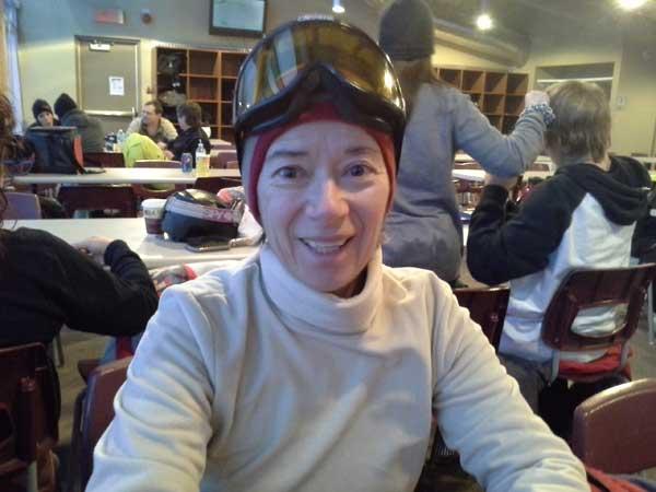 2014---Cecile-apres-le-ski