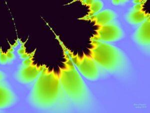 Fleur d'univers